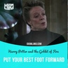 Idioms in movies: Put your best foot forward ( Harry Potter and the Goblet of Fire )
