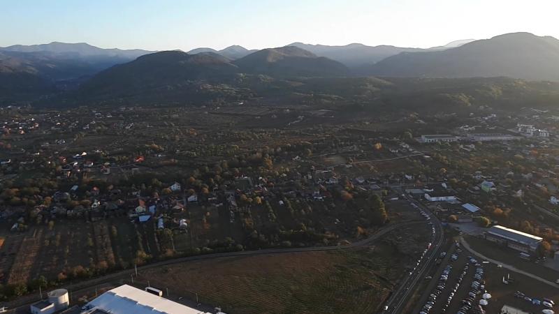 Ракетный взлёт калужской Цапли на фиесте в Румынии