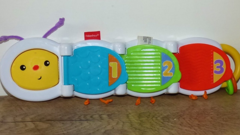 Fisher price flip and surprise caterpillar baby toy review. Peek a boo animal pals for toddlers