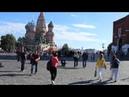 Красная площадь 2018