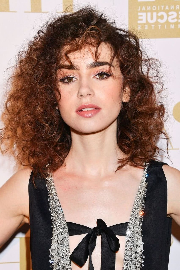 2019 BEAUTIFUL BANGS HAIRSTYLES, WE ALL ADMIRE AND WANT TO HAVE! 4