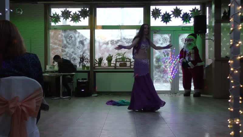 Делюкова Валерия. классика соло.Студия восточного танца Эмели