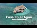 Hostel Casa en el Agua, San Bernardo Islands, Colombia не просто бюджетный хостел, это настоящий тропический рай✈🌴☀