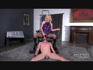 Summer day - locked pussy pleaser