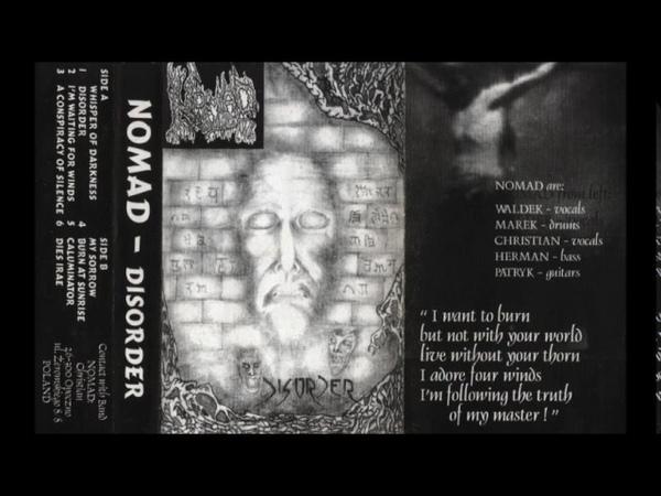 Nomad - Disorder [Full Demo] 1996