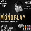 22.12 MONOPLAY - live at Warpp