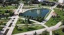 Парк в районе Южное Бутово в Москве