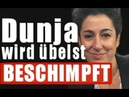 Dunja Hayali wird übelst beschimpft - Hayali vs Broder, Tichy, Markwort Gebauer?
