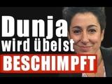 Dunja Hayali wird übelst beschimpft - Hayali vs Broder, Tichy, Markwort & Gebauer?