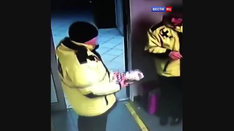 Охранники украли собранные для тяжелобольных детей игрушки
