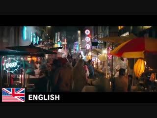 Как звучит Пикачу на разных языках / Detective Pikachu (2019)