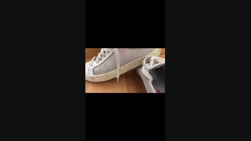 Stolen shoes from a 16yo teen boy