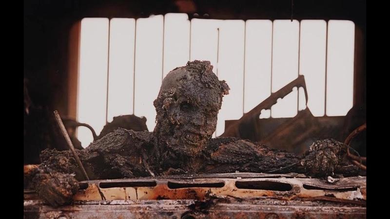 Fotos que sacuden al mundo Soldado iraquí quemado