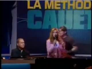 Gigi & Lara Fabian chez cauet /31-05-2007/