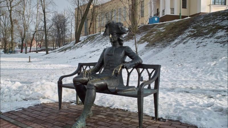 Прогулка по Гродно. Республика Беларусь. 2013 год.