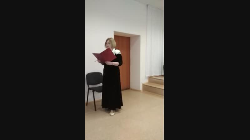 Выступление сына на зональном фортепианном конкурсе Престо г.Златоуст.