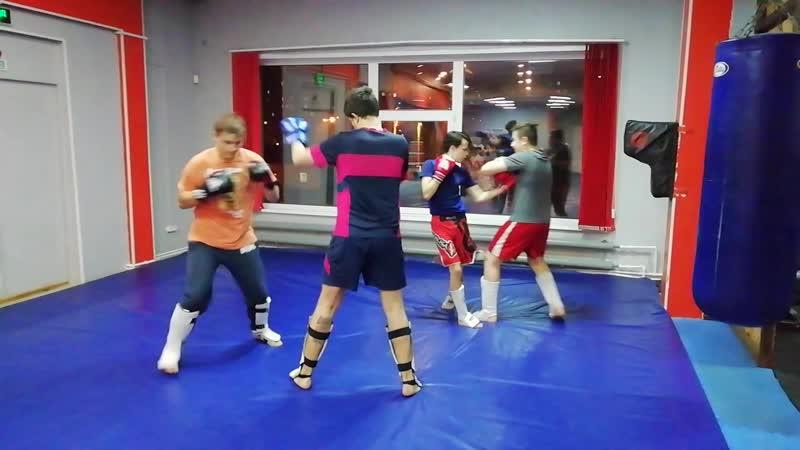 Зал клуба CrossFit Coyot
