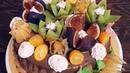 2 300кг шоколадный абрикос с орехами и шоколадным топингом Марианна
