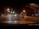 Авария Варшавское шоссе поворот на Бутово Парк