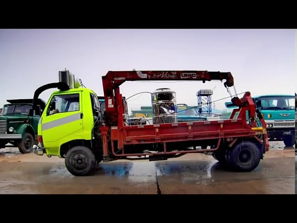 Top Gear Спецвыпуск в Бирме Часть 9