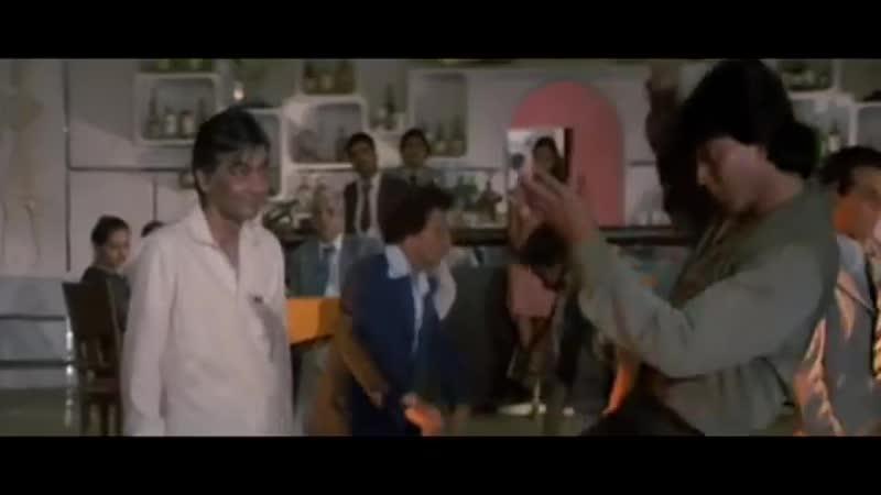 Boxer -- Dekho Idhar Jano Jigar - Mithun Chakraborty _ Rati Agnihotri _ Kishore K