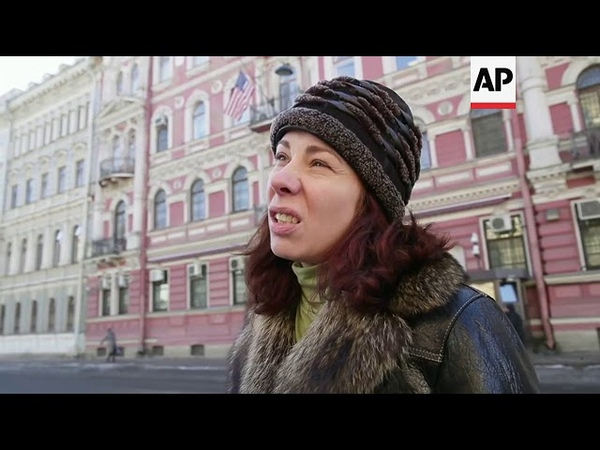 Mixed reaction in St. Petersburg after Russia orders US consulate closure