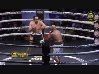 Bare Knuckle Fighting Championship 4: Tony Lopez vs Joey Beltran 2