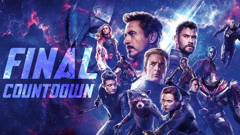 Final countdown | Avengers Endgame (Marvel)