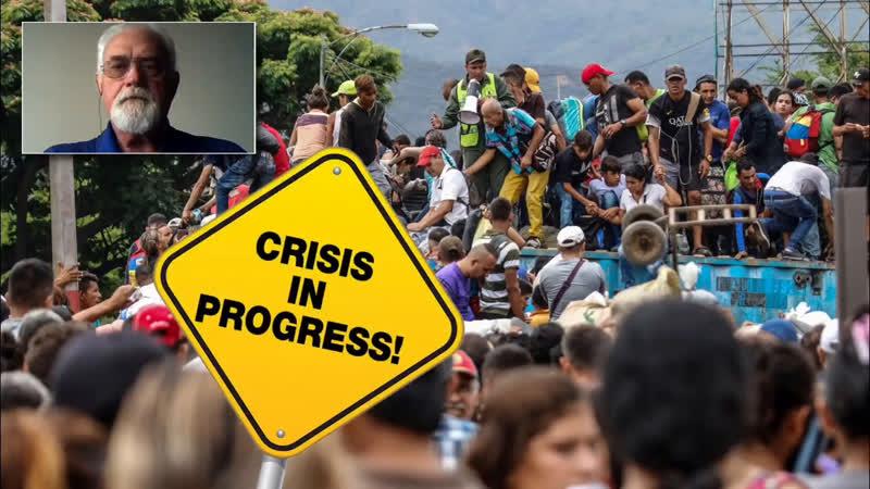 Democrat Obstructionists Acknowledge Border CRISIS with Special Guest former USCBP John Carman
