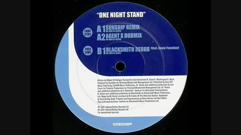 [3][138.80 C] mis teeq ★ one night stand ★ sunship remix