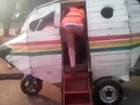 Helicopter Made In Ghana