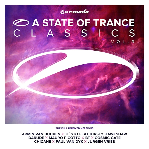 Gaia альбом A State Of Trance Classics, Vol. 9 (The Full Unmixed Versions)