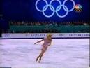 Maria Butyrskaya 2002 Olympics Long Program