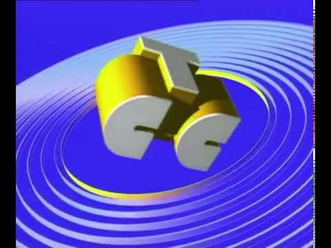 Логотип СТС (СТС, 2000 - 2001 год)