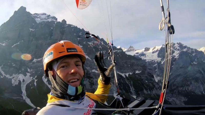 Run, climb, hike fly - Red Bull X-Alps 2019