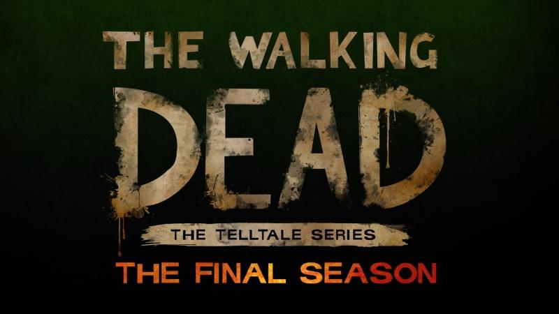 The Walking Dead The final season 1 эпизод прохождение