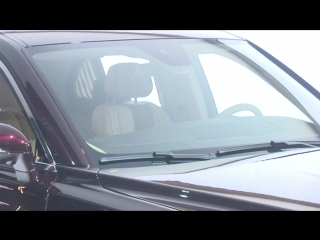 Мировая премьера лимузинов для президента