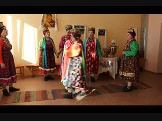 Фольклорный народный коллектив «Берегиня» - «Ой погуляй-ка, девка здесь»