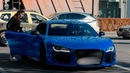 ТАКСИСТ на AUDI R8 Picking Up Uber Riders in a AUDI R8