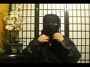 Real Ninja Mask 忍者 間者 Ninja clothing