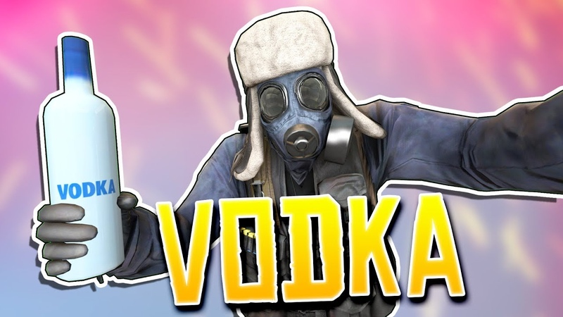 IF VODKA WAS ADDED TO CS:GO
