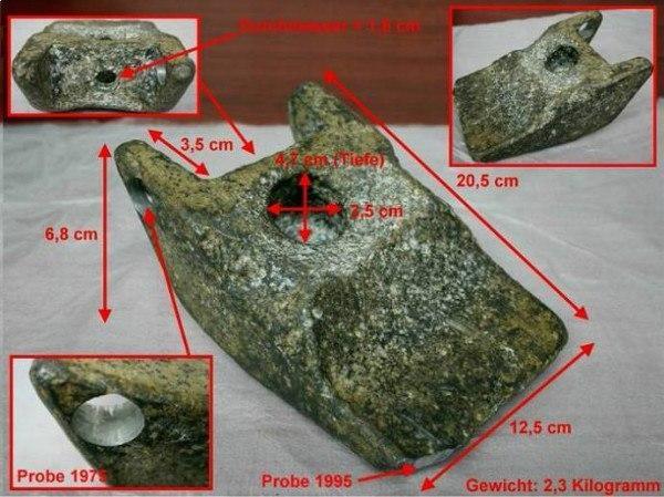 Загадка Аюдского артефакта.