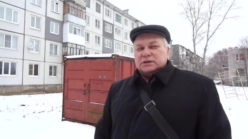 Михаил Вельямидов - кому помешал мой гараж? ГужевTV