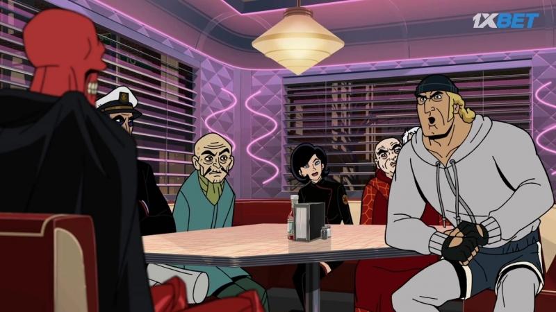 Братья Вентура 3 серия. RusFilm