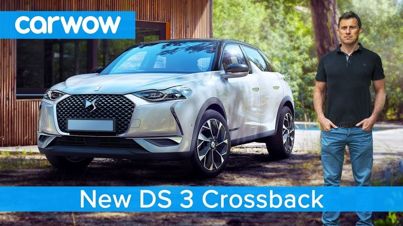 All-new DS 3 Crossback 2019 - see why it's the only cool small SUV