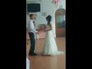 свадебный танец молодоженов