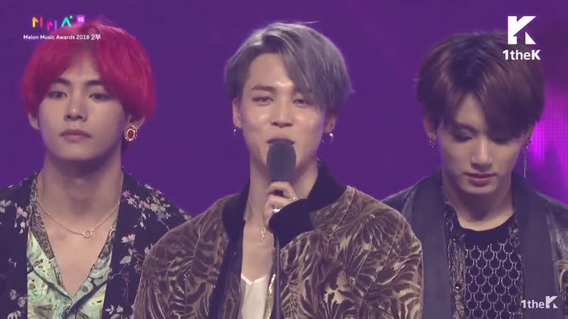 """BTS - Album of the Year Acceptance Speech @ Melon Music Awards (MMA 2018)""""},""""assets"""" {""""js"""" """"_⁄yts_⁄jsbin_⁄player_ias-vflUOOqs8_⁄"""
