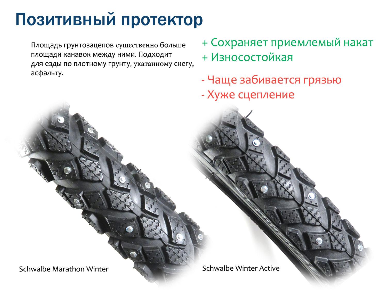 позитивный протектор покрышек