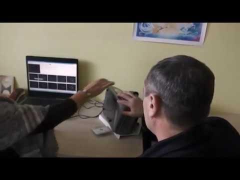 Вегатест-ГРВ Сергей 15. 11. 18 г..Результаты применения энергетических корректоров NanoBox
