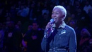 USA Anthem messed up by Cynthia Erivo Los Angeles Lakers @ Brooklyn Nets 12 18 2018